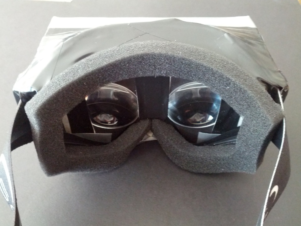 Build your own Oculus Rift-style HMD